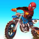 موتور مرد عنکبوتی