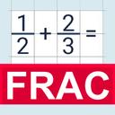 Fraction calculator Free