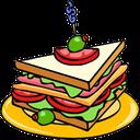 انواع ساندویچ