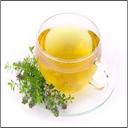 Herbal tea fat burner