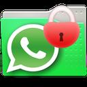 Hide WhatsApp files