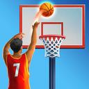 بسکتبال پرتاب توپ