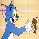 تصویر ب هم ریخته کودک موش و گربه