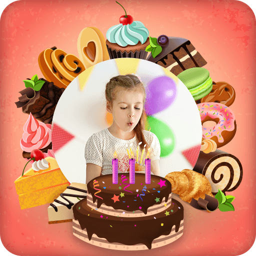 Birthday Photo Frames - Birthday Photo Editor