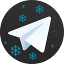 تلگرام مشکی  آموزشی