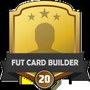 FUT Card Builder 20