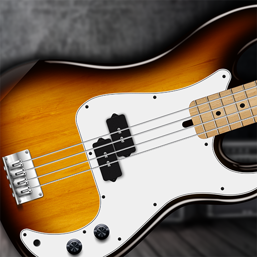 REAL BASS: Electric bass guitar free