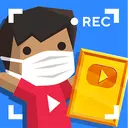 Vlogger Go Viral: Streamer Tuber Idle Life Games