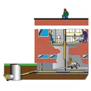 لوله کشی و ساختمان