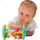 سرگرمی کودک زیبای شما