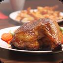 خوراک با مرغ