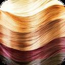 راهنمای رنگ مو