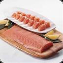 انواع غذا با ماهی
