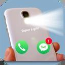 Flash Alert : Call & Sms