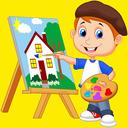 کودک و مادر هنرمند