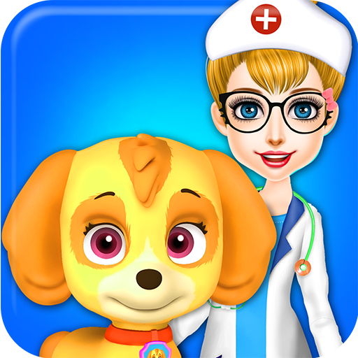 Fluffy Pets Vet Doctor Care