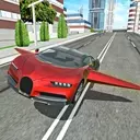 Modern Sports Flying SUV : Driving Simulator