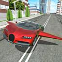 Modern Sports Flying SUV : Driving Simulator