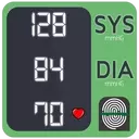 Blood Pressure Average : BP Records History Diary