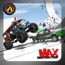 Car Crash Maximum Destruction