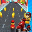 Subway Scooters Free -Run Race