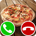 fake call pizza game