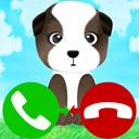 fake call puppy game