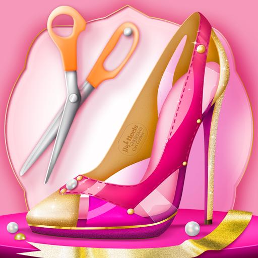 برنامه High Heels Designer Girl Games دانلود کافه بازار