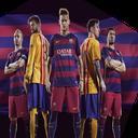 تصاویربازیکنان بارسلونا