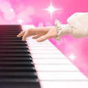 Piano Master Pink: Magic Piano Keyboard