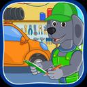 Puppy Patrol: Car Service