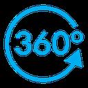 360 درجه