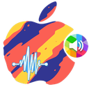 زنگ موبایل اپل(آیفون)