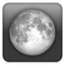 Simple Moon Phase Widget