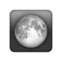 ویجت ساده فازهای ماه