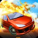 فرار بزرگ - رانندگی ماشین سرعتی