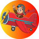 خلبان کوچولو طلایی
