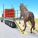 Wild Animal Transporter Truck Simulator Games 2020