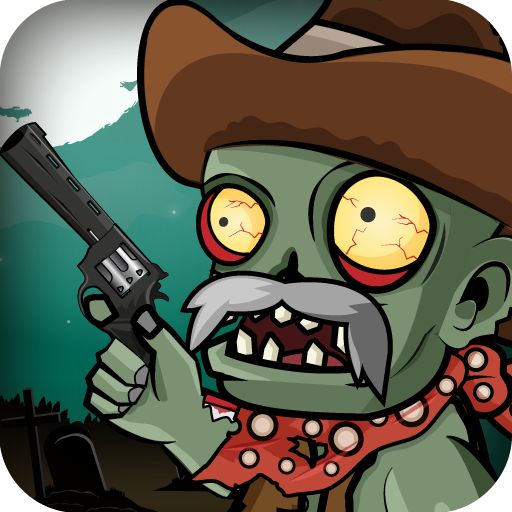 Zombie Legends : Tap & Drag