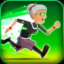 Angry Gran Radioactive Runaway