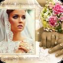 قاب عکس عروسی