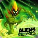 Aliens Arena: Mega Alien War Transform