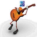 100 زنگ گیتاری