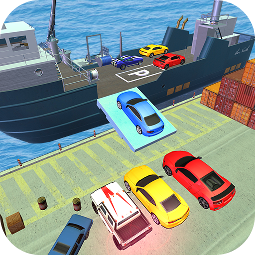 Car Parking & Ship Simulation - Drive Simulator