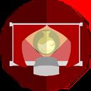 ویدئو پروژکتور موبایلی