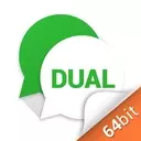 Dual Apps 64 Support