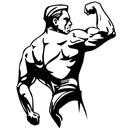 بدن سازی حرفه ای با قانون جذب