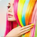 اموزش ترکیب 120 رنگ مو