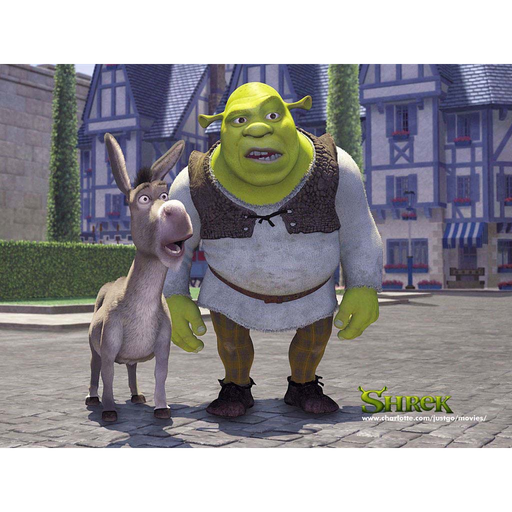 wallpaper shrek