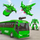 Army Bus Robot Car Game – Transforming robot games